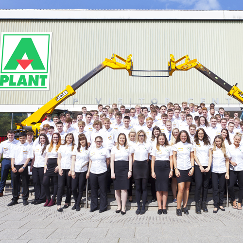 PRESS RELEASE: Building bridge and talking heads as A-Plant celebrates National Apprenticeship Week