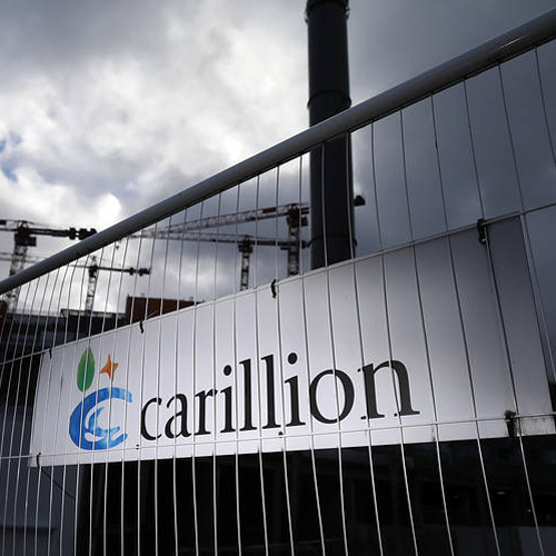 PRESS RELEASE: Carillion Liquidation