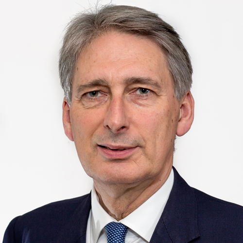 PRESS RELEASE: Chancellor More Upbeat in His Economic Statement