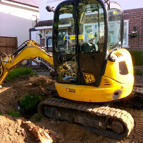 PRESS RELEASE: Datatag Aids Recovery Of Stolen JCB