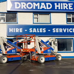 PRESS RELEASE: Dromad Hire Adds New Snorkel Lifts To Fleet