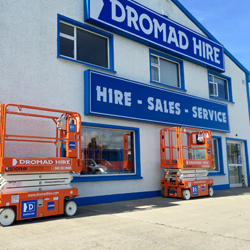 PRESS RELEASE: Dromad Hire Adds Snorkel Scissor Lifts To Fleet