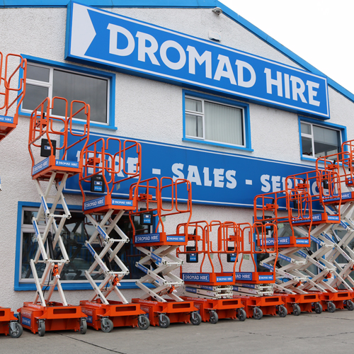 PRESS RELEASE: Dromad Hire Fleet Investment Summer 2017