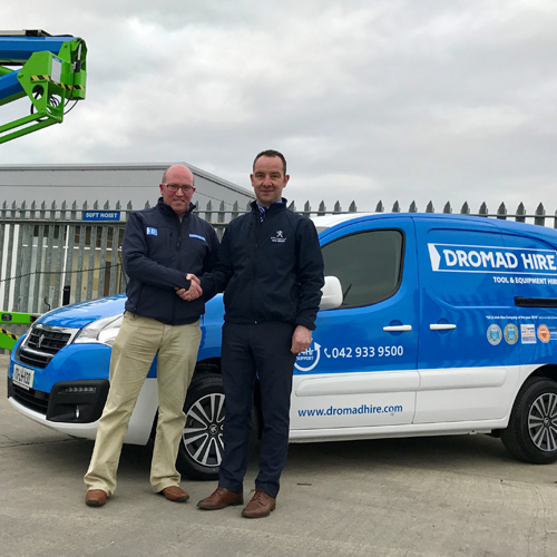 PRESS RELEASE: Dromad Hire Invests In Additional Service Vehicles
