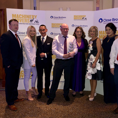 PRESS RELEASE: Dromad Hire Recognised As the Number One Managed Rental Firm in Ireland