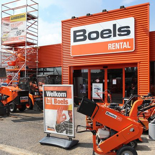 PRESS RELEASE: Dutch Equipment Hire Company Boels Rental has made London's Already Hire its Second UK Acquisition