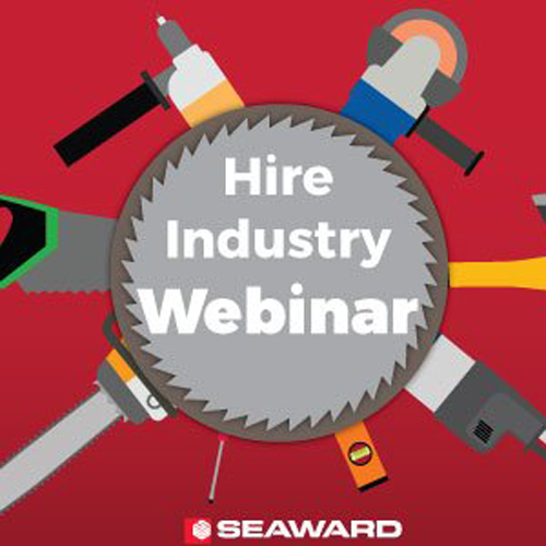 PRESS RELEASE: Electrical Safety Testing In The Hire Industry Webinar