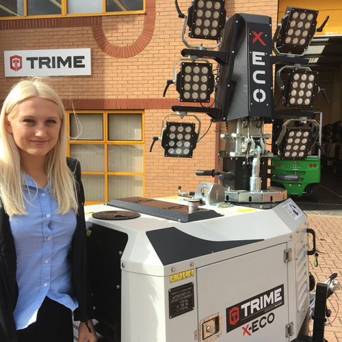 PRESS RELEASE: Executive Appointed To Reinforce Lighting Tower Leader, Trime UK Limited