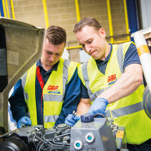PRESS RELEASE: GAP Achieves RoSPA Gold Award for Health and Safety Practices
