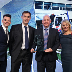 PRESS RELEASE: GAP Group Wins Top Industry Award