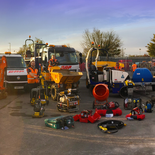 PRESS RELEASE: Gap Hire Solutions Opens New Depot In Bridgwater
