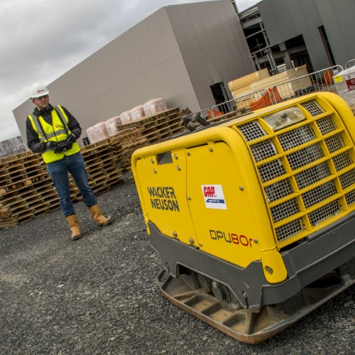 PRESS RELEASE: GAP tools up with Wacker Neuson
