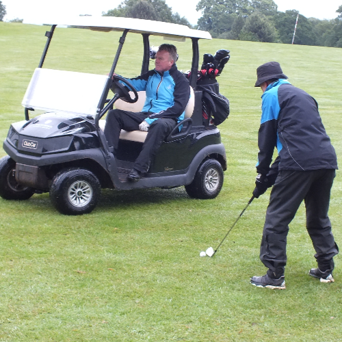 PRESS RELEASE: HAE EHA Golf Day 2019
