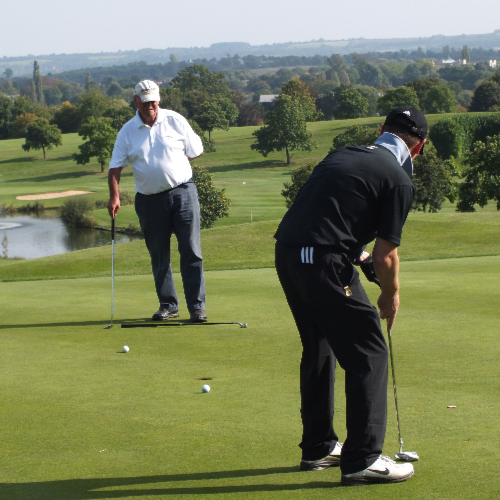 Last Chance to Book HAE EHA Golf Day