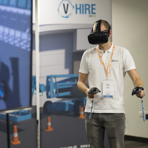 PRESS RELEASE: HAE SHOWCASES BRAND-NEW VIRTUAL REALITY SOFTWARE