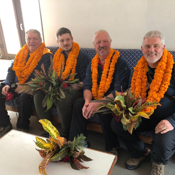 PRESS RELEASE: HAE Team Members Providing Vital IT Support to Schools in Nepal