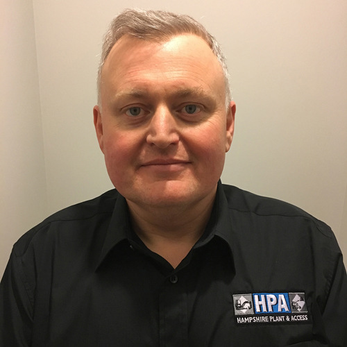PRESS RELEASE: Hampshire Plant & Access Appoints Sales Director