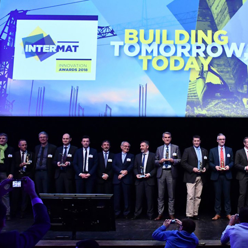 PRESS RELEASE: INTERMAT Innovation Awards 2018