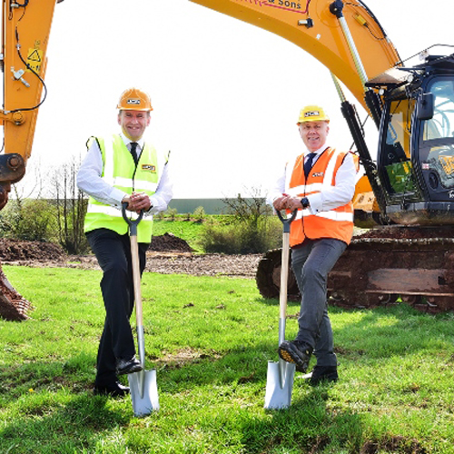 PRESS RELEASE: JCB Has Announced an Investment of More Than £50m in a New Factory to Make Operator Cabins