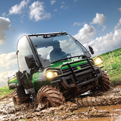 PRESS RELEASE: John Deere Expands Its Use of CEASAR On The Gator Range