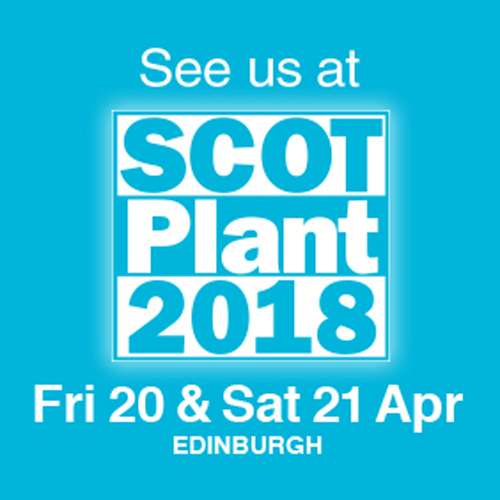 PRESS RELEASE: Lighting Up ScotPlant 2018