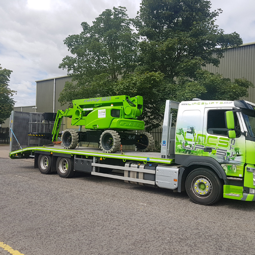 PRESS RELEASE: Lincs Lifts Moves Onward and Upwards with Niftylift