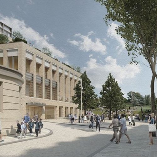 PRESS RELEASE: Mace Lands £90m Tunbridge Wells Theatre