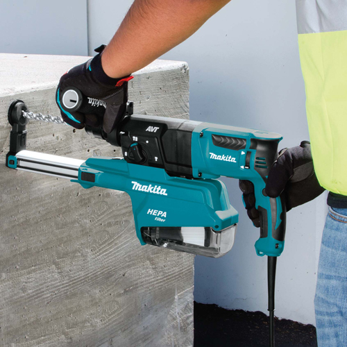 PRESS RELEASE: Makita Brings Not One, But Two, 800 WATT 26MM SDS+ Rotary Hammers To Market