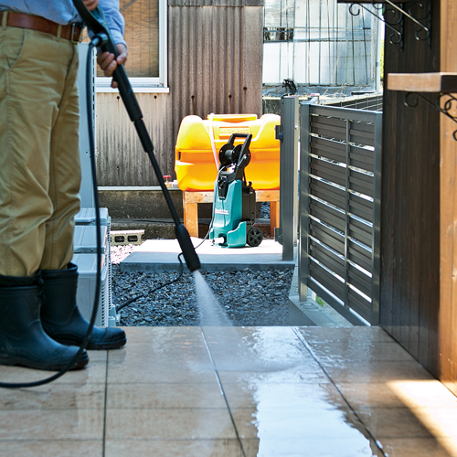 PRESS RELEASE: Makita Expand Pressure Washer Range