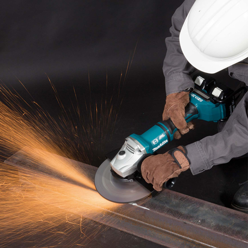 PRESS RELEASE: Makita Launch 36 Volt (Twin 18v) 180mm and 230mm Angle Grinders