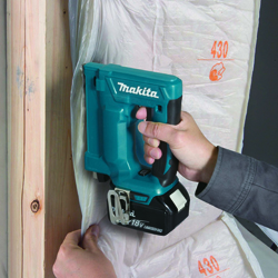 PRESS RELEASE: Makita Launch LXT 18V and 14.4V 10MM Staplers
