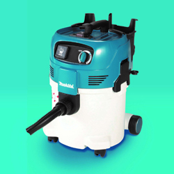 PRESS RELEASE: Makita's New M-Class Dust Extractor Sets New Standards