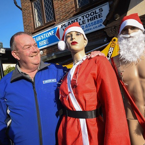 PRESS RELEASE: Man Baffled After Officers Investigate 'Sexy Santas' But Not A £12K Burglary