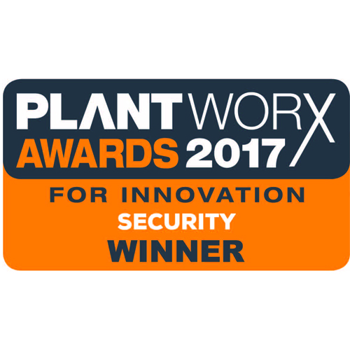 PRESS RELEASE: MicroCESAR Wins Plantworx Security Innovation Award