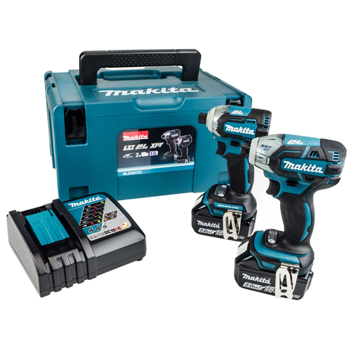 PRESS RELEASE: More New 18V LXT Tools From Makita