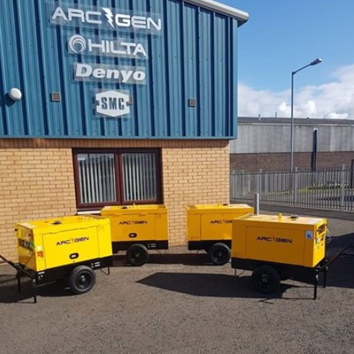 PRESS RELEASE: Morris Site Machinery Shines Light on Sales Success