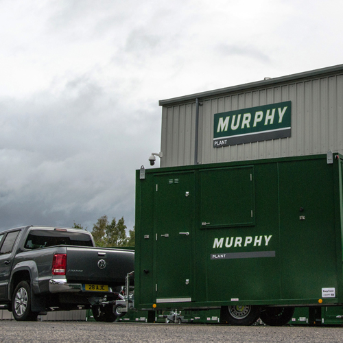 PRESS RELEASE: Murphy Plant Get ECOSmart With EasyCabin