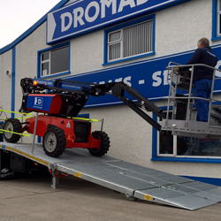 PRESS RELEASE: New Specialised Delivery Truck For Dromad Hire