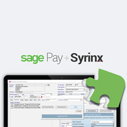 PRESS RELEASE: Point of Rental's Syrinx Now Integrated with Sage Pay