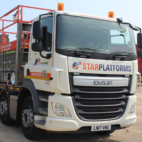 PRESS RELEASE: Star Platforms continue to lead the way by passing their ISO 4001 and FORS Silver audits