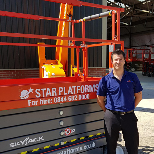 PRESS RELEASE: Star Platforms Opens Thetford Depot