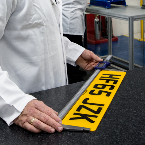 PRESS RELEASE: vGroup Launches vPlate Division To Shake Up UK Vehicle Number Plate Market With New Regulations Set To Be Introduced