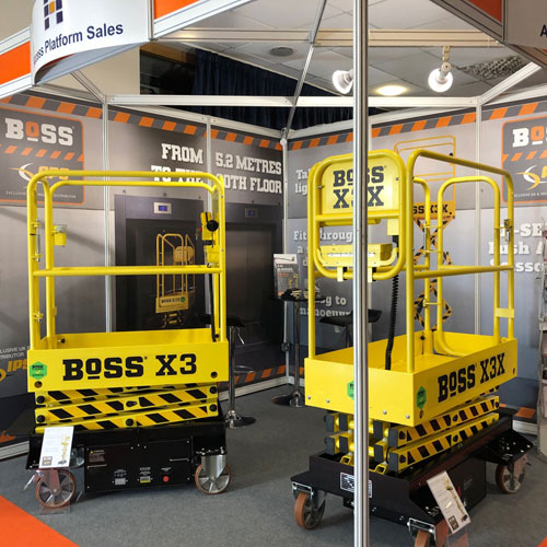 PRESS RELEASE: WernerCo Appoints APS As Exclusive BoSS X Series Distributor for UK and Ireland