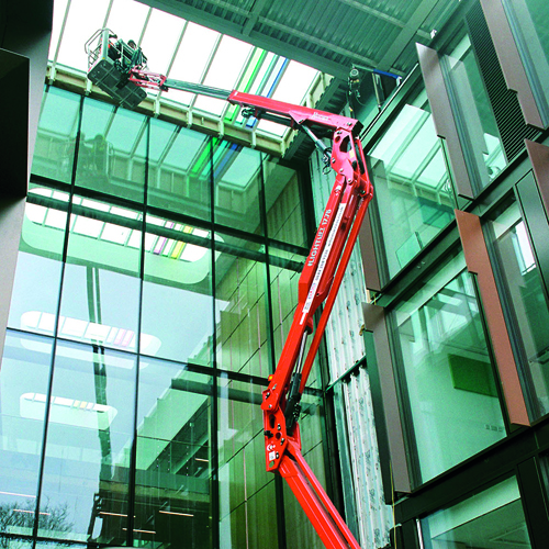 PRESS RELEASE: Wilson Access Spider Lift Make Their Debut