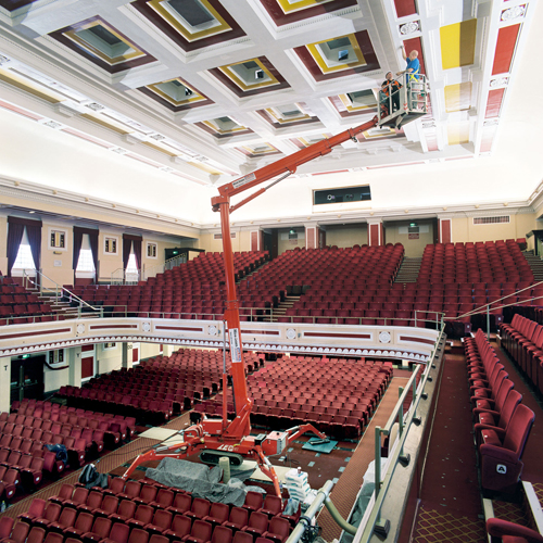 PRESS RELEASE: Wilson Access Track Mount Gives A Brilliant Performance At Concert Venue