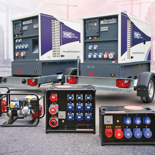 PRESS RELEASE: YHC Hire Solutions Invest In MHM Generators