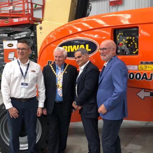 Riwal UK Opens New North London Depot